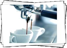 Pour café moulu & dosette ese