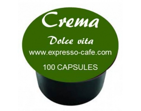 Dolce Vita Gran Crema X100