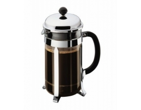 machines caf bodum cafetiere bodum chambord 8 tasses piston expresso. Black Bedroom Furniture Sets. Home Design Ideas