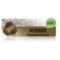 Capsulo Intenso X50 Pour Nespresso