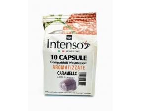 Capsules Au Caramel X10