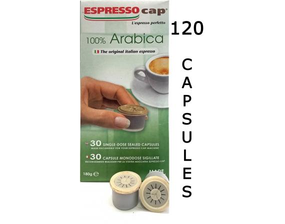 Espresso Cap Arabica 120