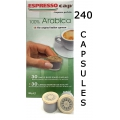 Espresso Cap Arabica 240