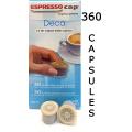 Espresso Cap Deca 360