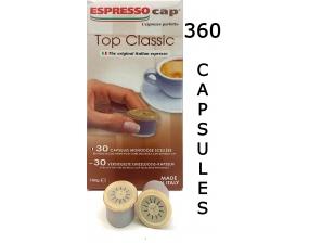 Espresso Cap Classic 360
