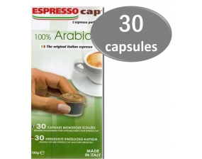 Espresso Cap Arabica 30