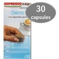 Espresso Cap Deca 30