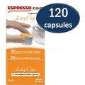 Espresso Cap Long Cap 120
