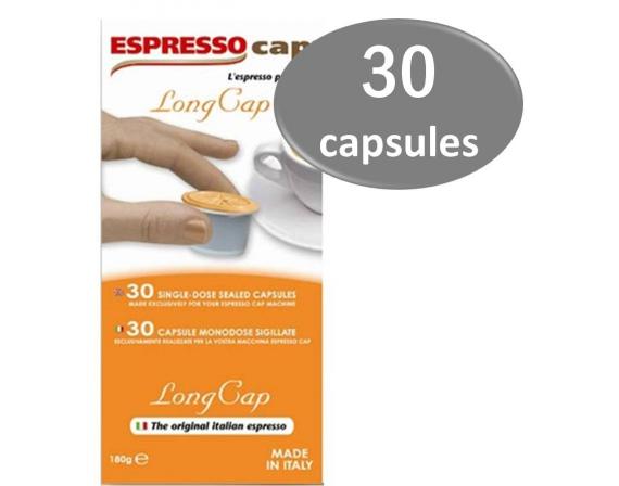 Espresso Cap Long Cap 30