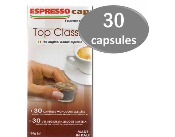 Espresso Cap Classic 30