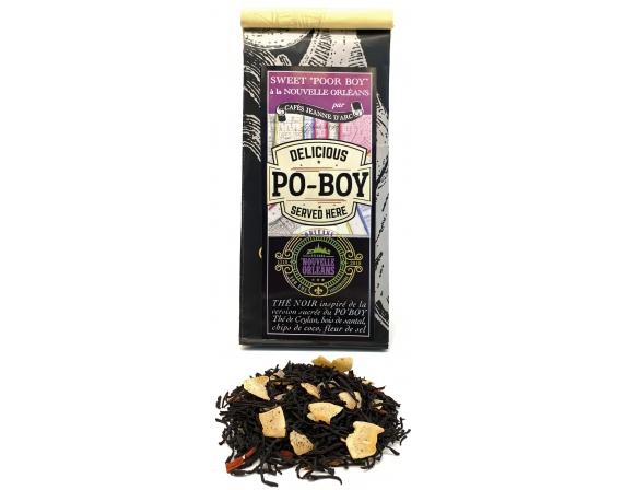Thé Noir Po'boy